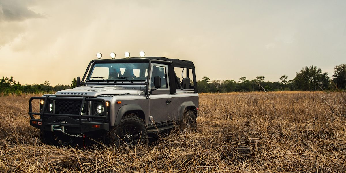 Indus Custom Build Defender