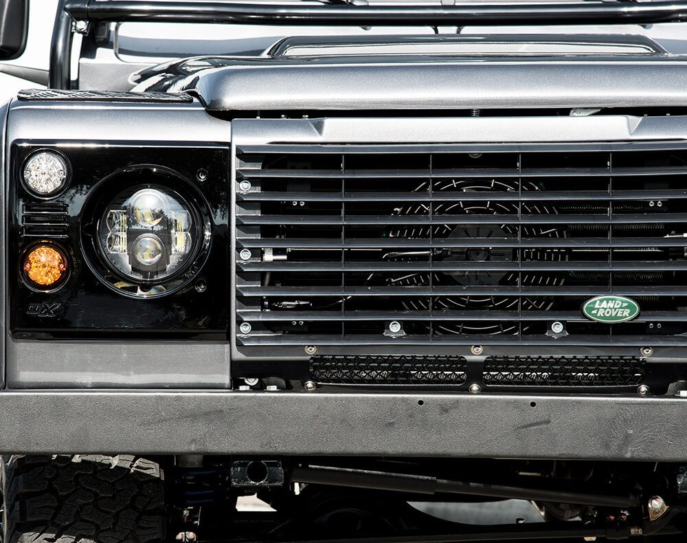 Land Rover 70 years Defender