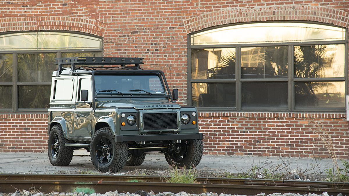 Land Rover Defender 90 for Sale