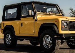 custom defender 110 for sale