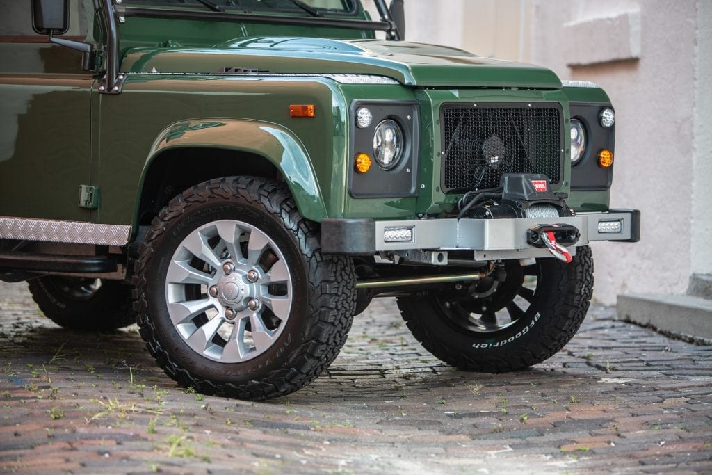 defender 90 for sale