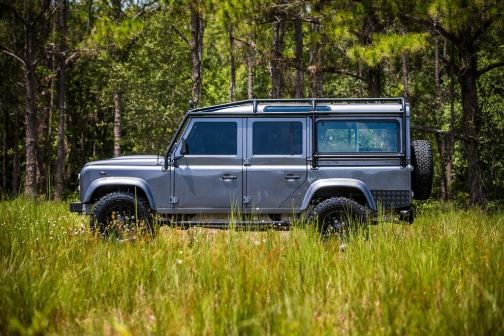 Defender 110 Kingsman