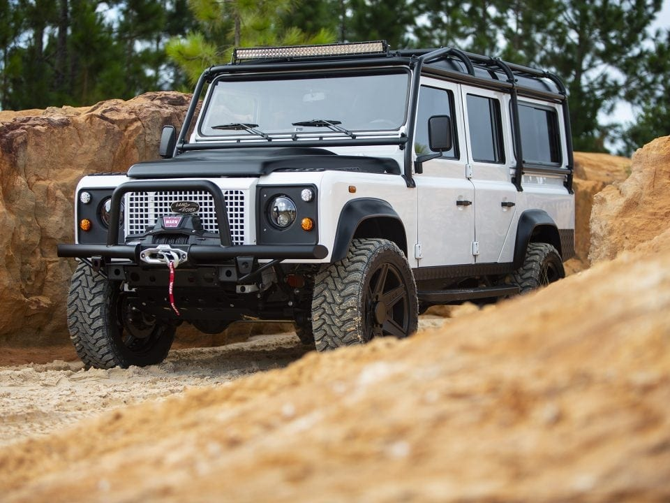 Land Rover Defender 110 Custom