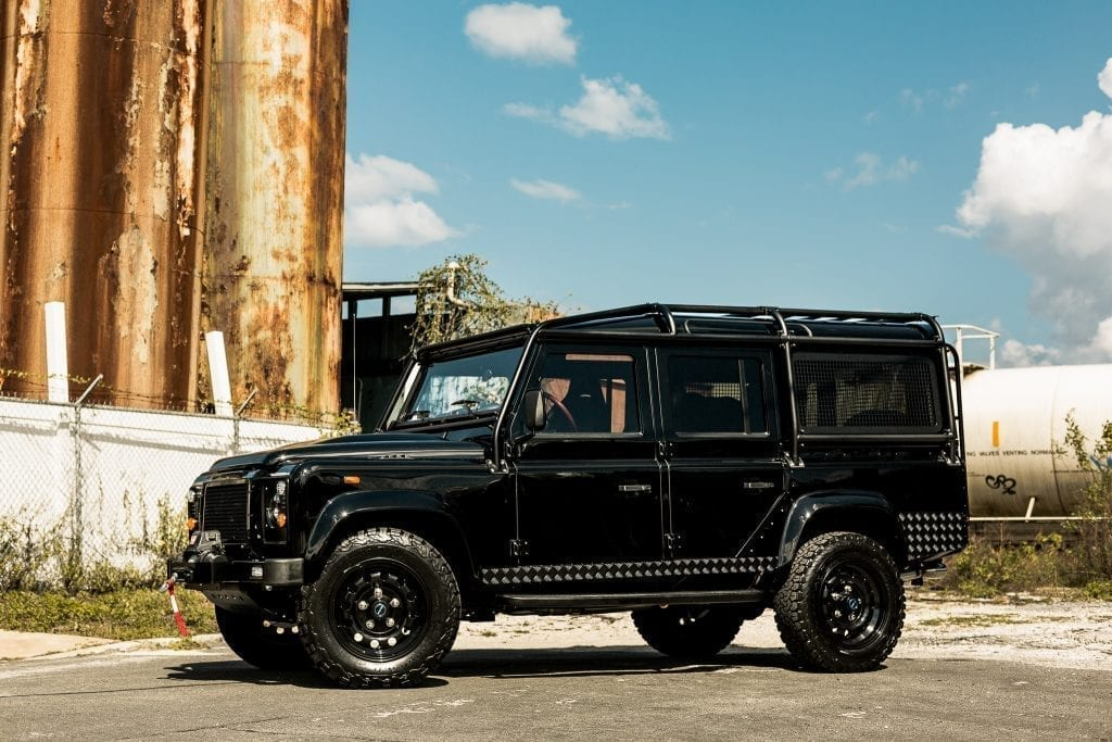 Land Rover Defender 110 Customized By Ecd