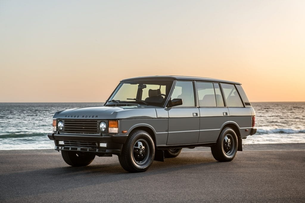 Range Rover Classic - RRC - ECD Automotive Design