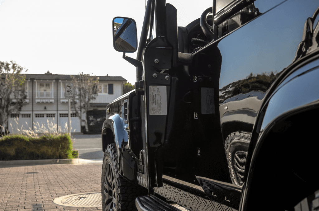 Making Your Land Rover Defender California Compliant - ECD