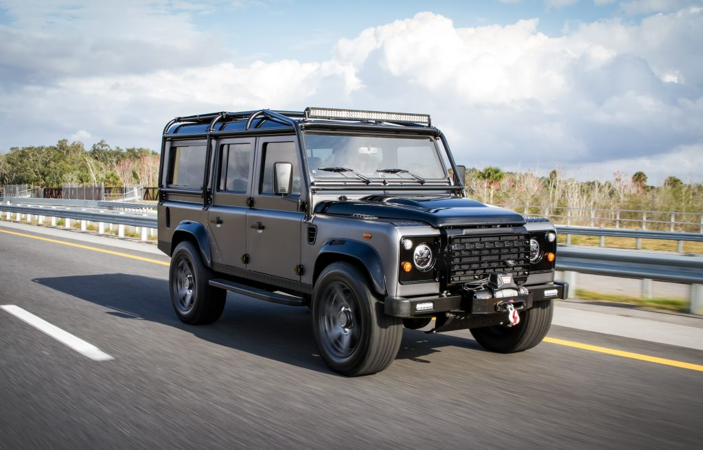 custom defender 110 land rover defender