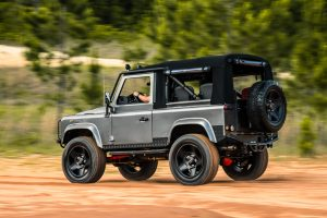 ecd land rover defender 90