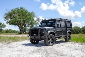 military style defender 110 project neo