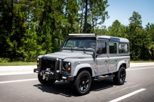 land rover defender 110 project ghost