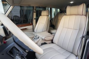 seats for range rover classic