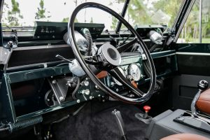 land rover series history