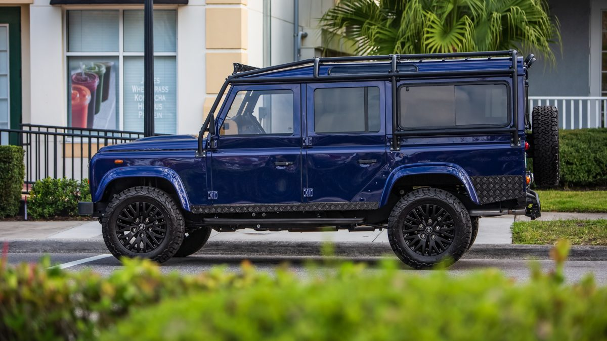 land rover defender questions