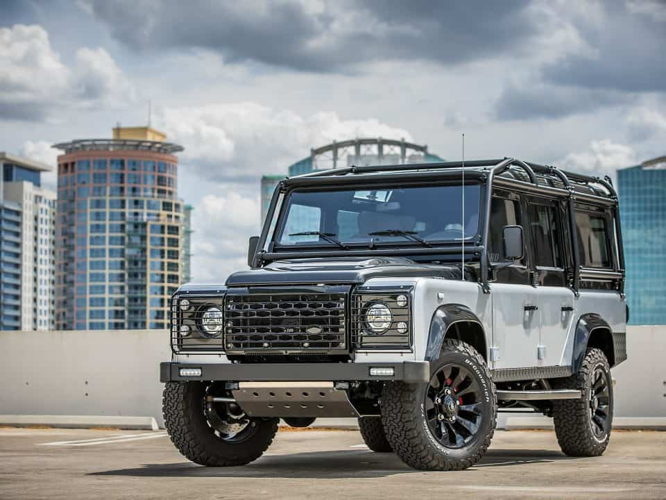 custom restoration defender